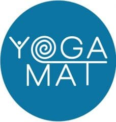 лого Yogamat картинка