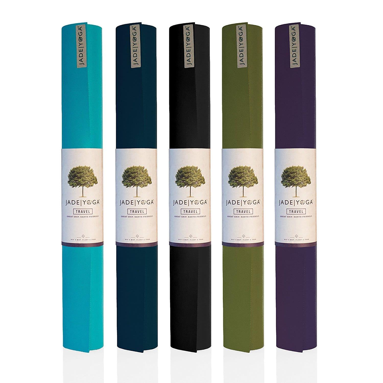 Купить Коврик для йоги Jade Yoga Travel Mat 3 2mm Каучук