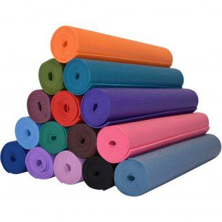 Коврики для йоги и фитнеса